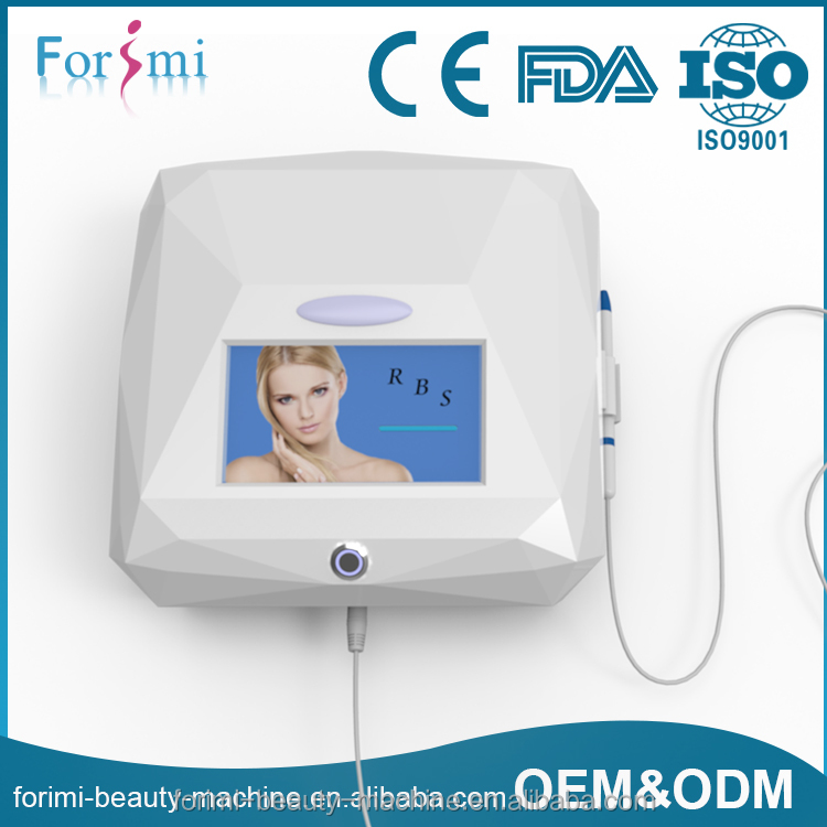 30MHz spider vein laser blood vessel removal vascular removal beauty equipment