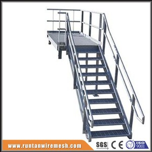 hot dipped galvanized steel ships ladder design
