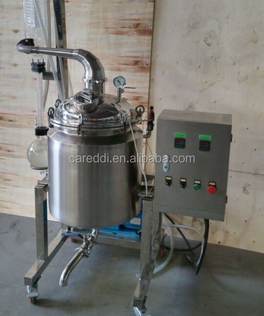 Stainless Steel Essential Oil Distiller For Herbal
