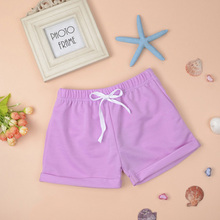 Kids Boys Girls Casual Sport Shorts Candy Colors Shorts Baby Summer Beach Cotton Shorts clothes Hot Summer