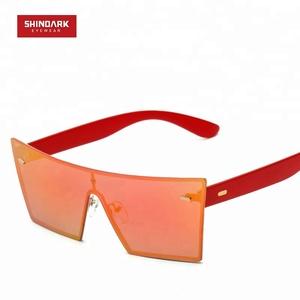 2bea7a98bda Mirror Mask Sunglasses Wholesale