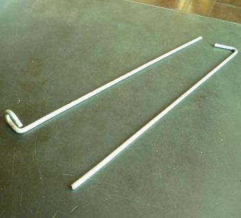 Metal Hanger Rod For Suspended Ceiling