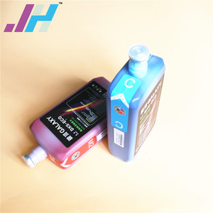 Wholesale Price Galaxy Brand Original Eco Solvent Galaxy DX5 /DX7 Ink