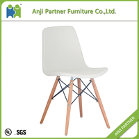 Excellent quality elegant modern designer PU dining chair set (Nangka)