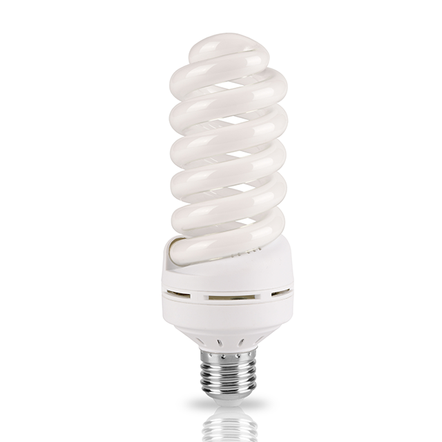 Power saver 8000h life time full <strong>spiral</strong> 40W CFL energy saving <strong>lamp</strong> bulb for residence