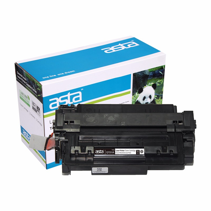 Q7551A 51A Compatible Toner Cartridge used for LaserJet P3005 P3005n P3005d(6500 Pages)