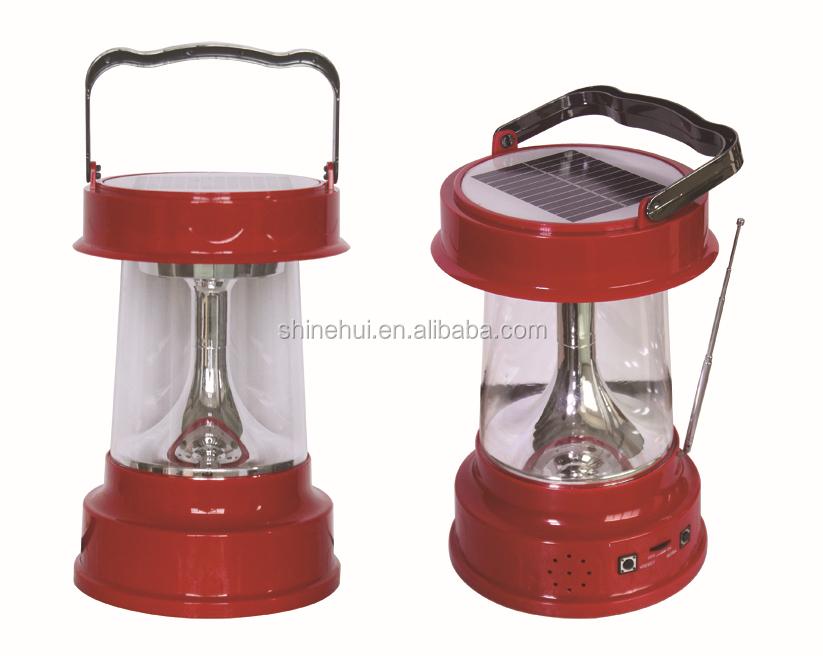 Emergency Lamp,Solar Emergency Light,Rechargeable 12 Led Lantern ...