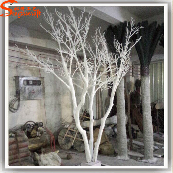 Latest Products Alibaba China Manzanita Tree Artificial White Birch Trees Dry Tree For Garden