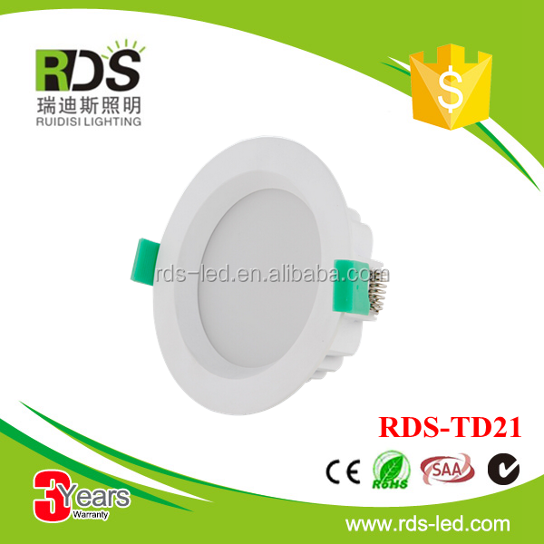3 Years Warranty High Bright 85lm/w legrand led downlight