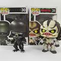 Funko Pop Movies Predator Alien 30 High quality Vinyl Action Figure Model PVC Cute Collection Toys