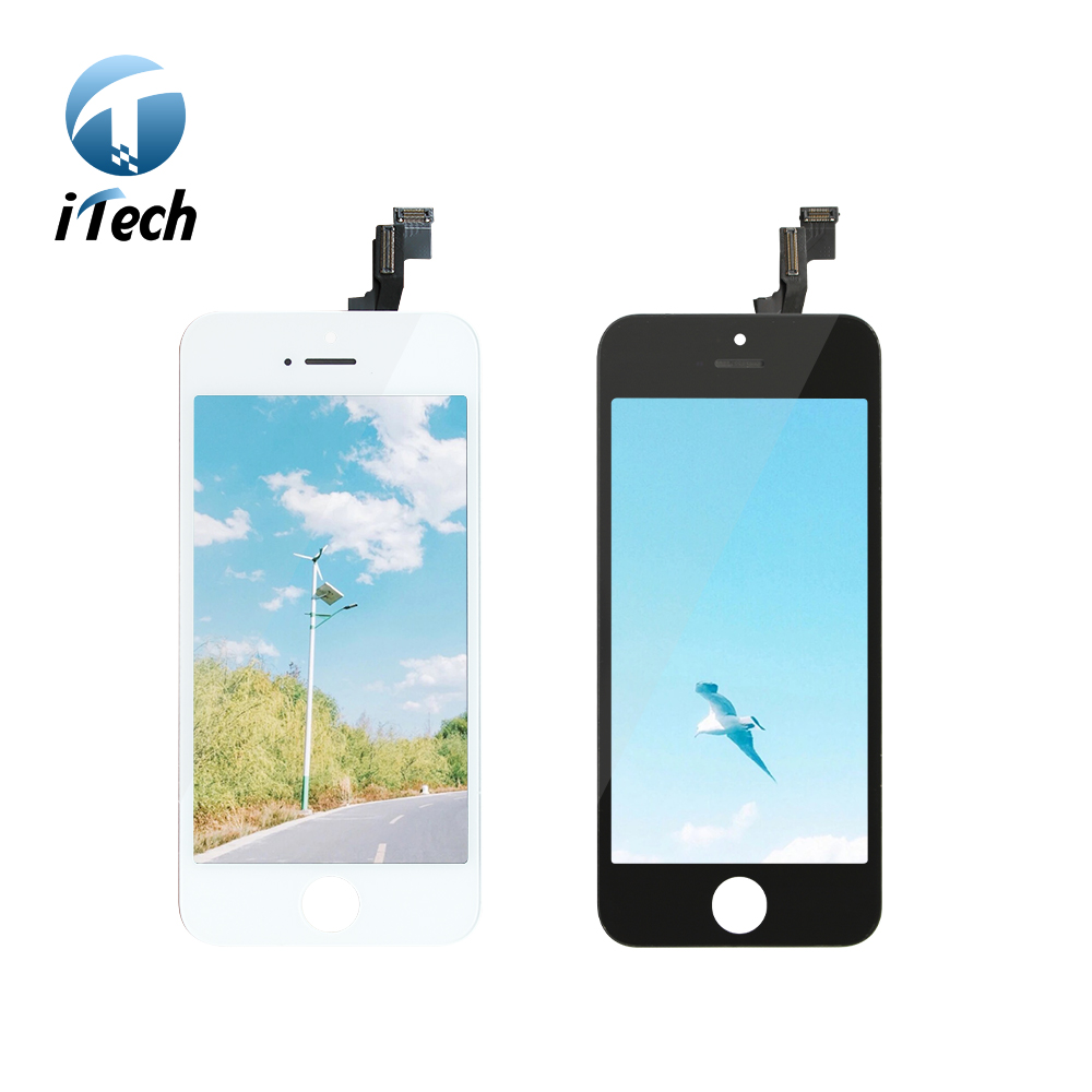 Good Price for Mobile Phone Accessories for Iphone 5S LCD, Cell Phone LCD for Iphones 5S