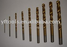 HSS Twist Drills bits(Passing ISO9001:2000 certificate)