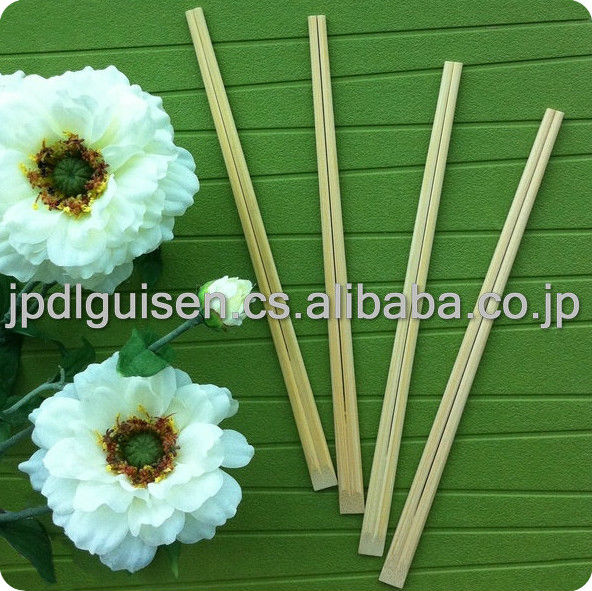 Eco-friendly and Healthy Disosable Bamboo Tensoge Japanese Restaurant Chopsticks with Sleeve Paper Packing--Hot Sale!