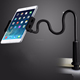 Gooseneck Holder Stand Tablet Mount Holder, Cellphone Stand Bolt Clamp with Bracket