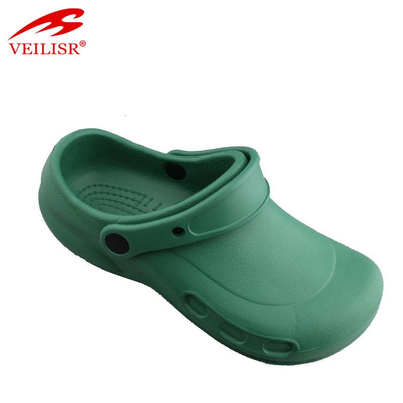 Chef Eva Los Zapatos De Hombres Enfermera Zuecos Sandalias Sabots byfv7Y6g