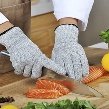 leave 5 cut resistant safety gloves hand protective gloves for cooking