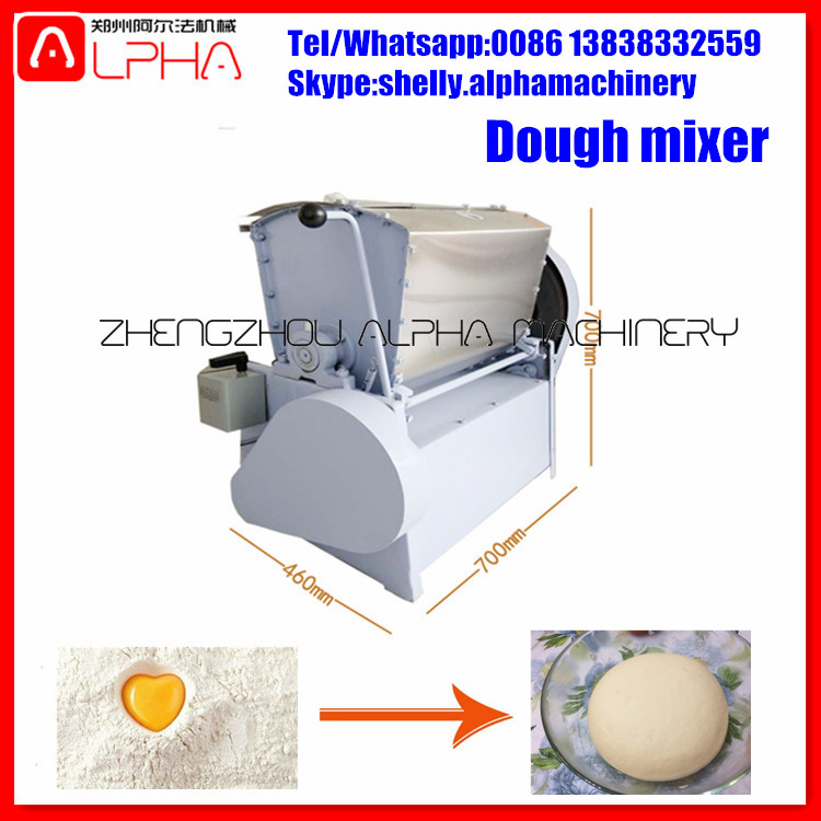 Industrial bread dough mixer prices bakery flour mixing machine for sale