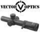 Vector Optics New Arrival Artemis 1-8x26 First Focal Plane FFP Tactical Riflescope 1/10mil adjust Turret Lock Clear Image