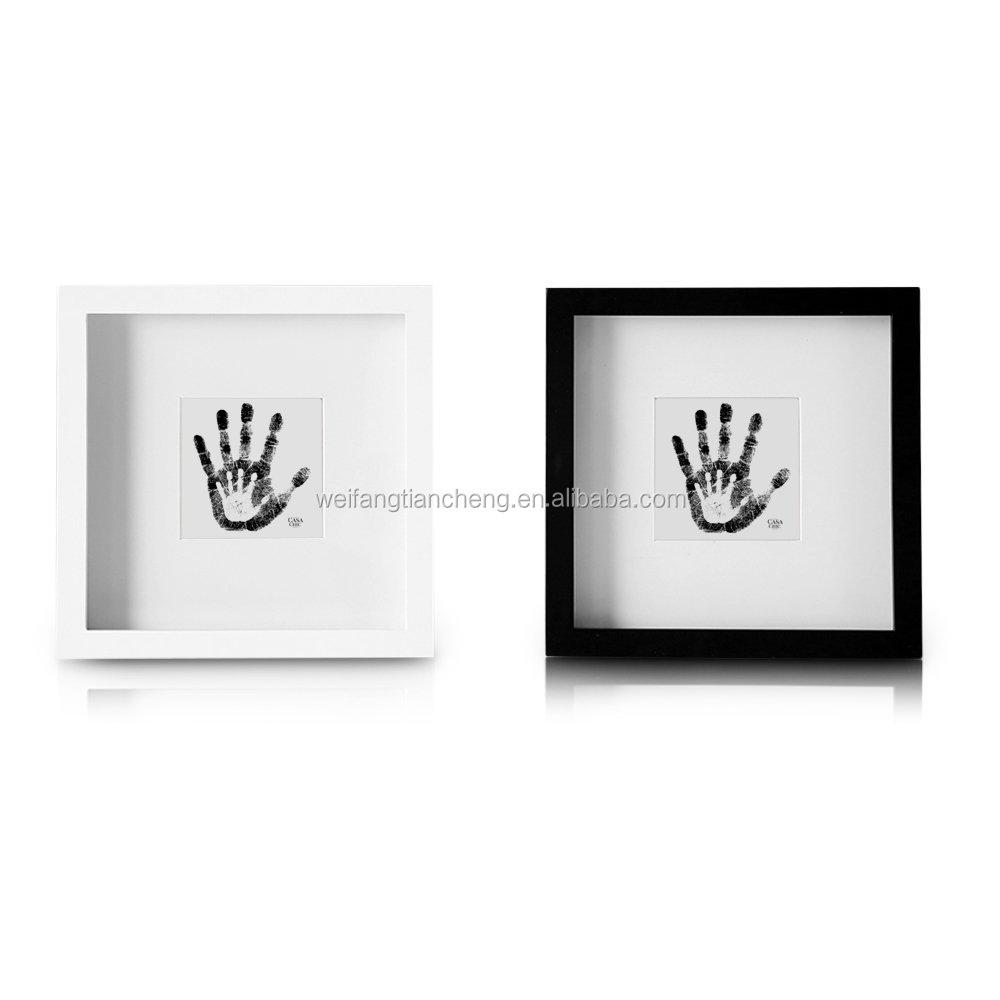 White Shadow Box Frames Wholesale / Square Shadow Box / Shadow Box ...
