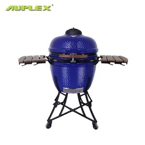 "Best Selling Smoker 24"" BBQ Grill Commercial Kamado Ceramic Oven"