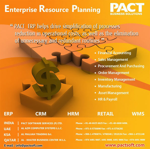 free ERP Software