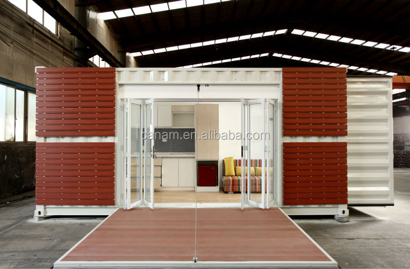 China modern durable shipping container house price