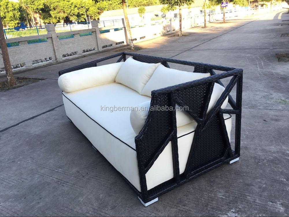 nuevo diseo de muebles al aire libre chaise lounge de lujo gran patio tumbona sof cama