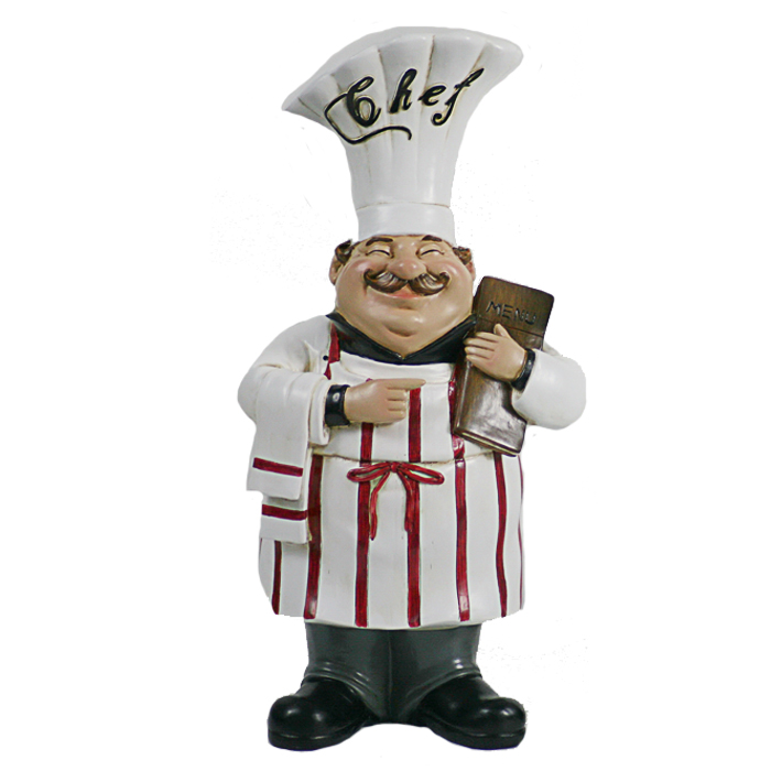 Fat Resin Italian Chef Guy Figurines For Kitchen Decor Buy Fat Italian Guy Fat Italian Chef Figurines Fat Italian Chef Kitchen Decor Product On