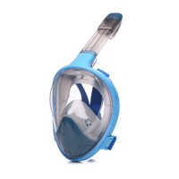 Promotional Full Face Snorkel Mask 180 degree view Diving Mask