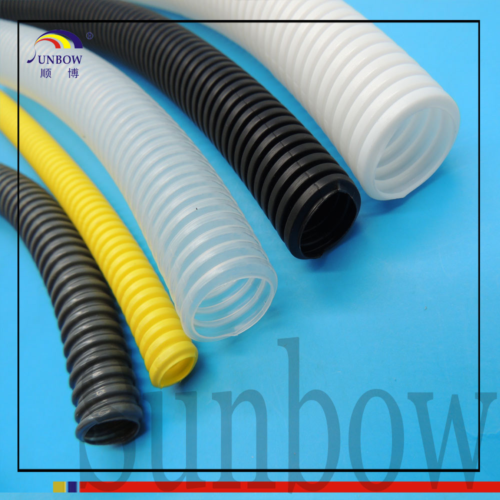 Sunbow Cable Management Applications Corrugated Wire Loom Tubing ...