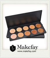 Customized Private Label Studio Concealer Foundation Makeup Palette