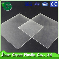 Green Plastic Low Price High Quality Gold Mirror Acrylic Sheet