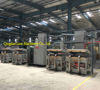Polyester Fiber Pillow Stuffing Machine Filling Manufactured In China