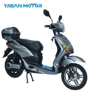 EEC Approved Cheap 2 wheel pedal assisted electric scooter for adults with 48V20AH lead acid/ lithium removable battery