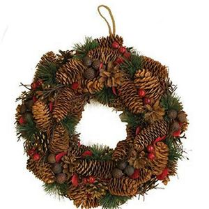 Superior odm christmas garland yellow