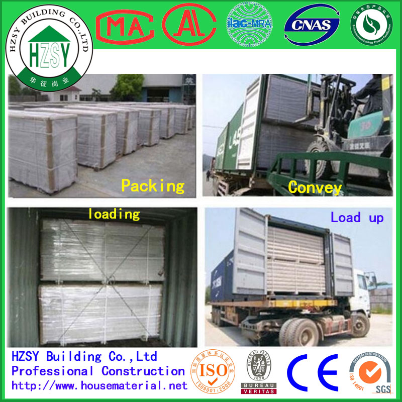Free sample building material panel price