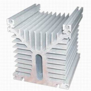 high quality professional manufacturer heat sink aluminium profile with low price