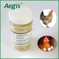 Aegis lysozyme poultry feed additives for health and probiotics promoting