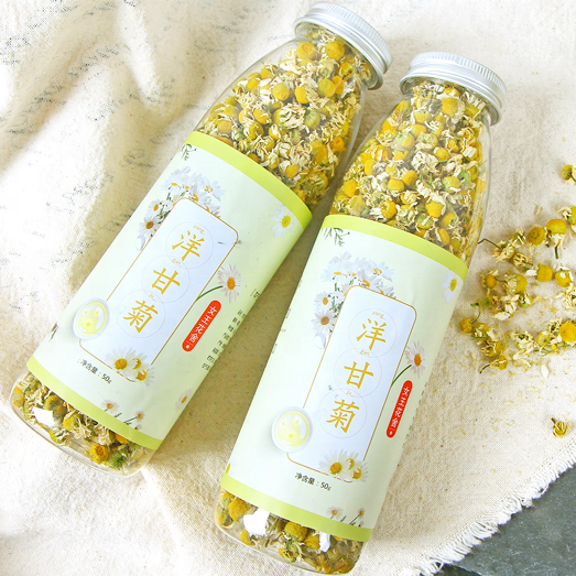 wholesale high quality organic herbal 100% natural detox loose chamomile tea - 4uTea | 4uTea.com