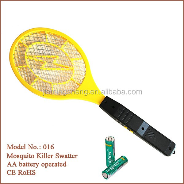 Pest Control Insect Killer Rechargeable Electronic Mosquito Bat ...