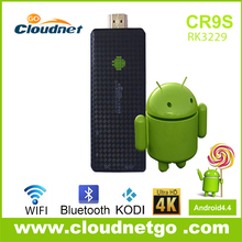 New Hot Quad Core TV Dongle RK3229 CR9S Plus Android Smart TV Stick