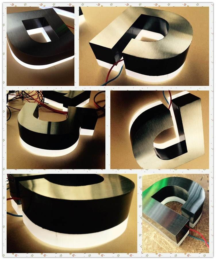 Acrylic Box Letters : Laser cut acrylic d alphabet sign letter buy