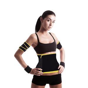 a1a299444 2019 Amazon hotsale waist trainer shapers sweat belt