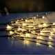 LED willow Decorative Branches Artificial Willow Warm White Branch Lights Floral Lights 20 Bulbs