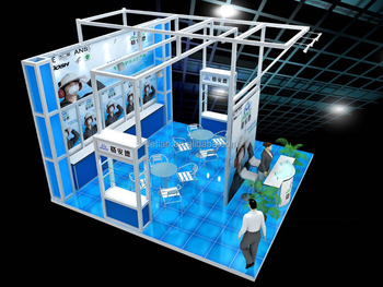 Expo Display Stands : Expo display stand exhibition system booth exhibition stands