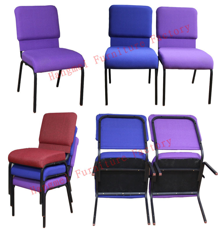 Wholesale Stacking Durable Church Chair For Sale