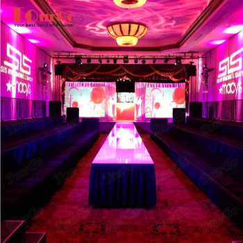 Fashion Runway Stage Rental With Portable Platform And Drum Riser Used  Mobile Stage - Buy Fashion Runway Stage,Mobile Stage,Portable Platform  Product