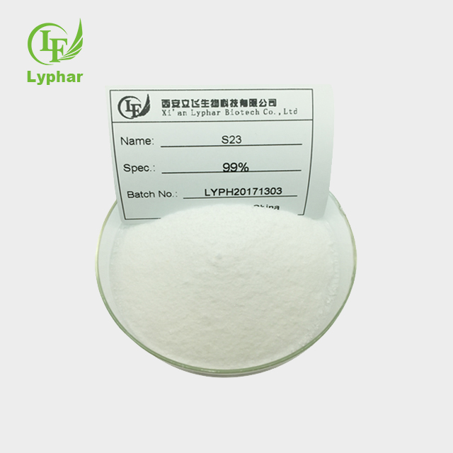 Hot Sale! New Sarms S23 Powder - Buy S23 Powder,Sarms S23,S-23 Product on  Alibaba com