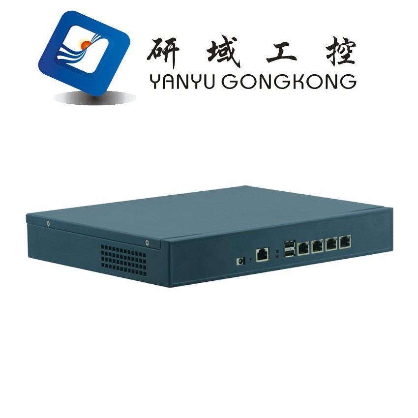 Network Security server with 4 integrated ethernet ports Hardware Firewall Appliance 2GB RAM 16GB SSD cheapest factory prices