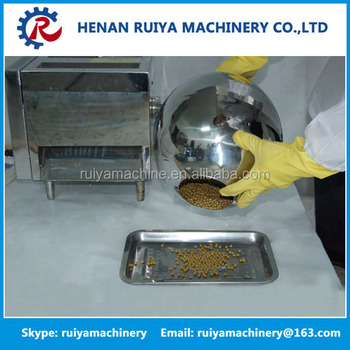 high efficiency chinese pill making machine tablet machine that make